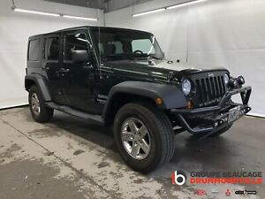 2012 Jeep Wrangler Unlimited Sport 2 To