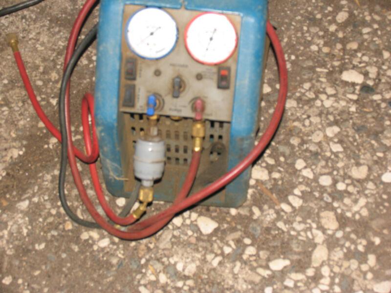 Refrigerant Liquid & Vapor Recovery System