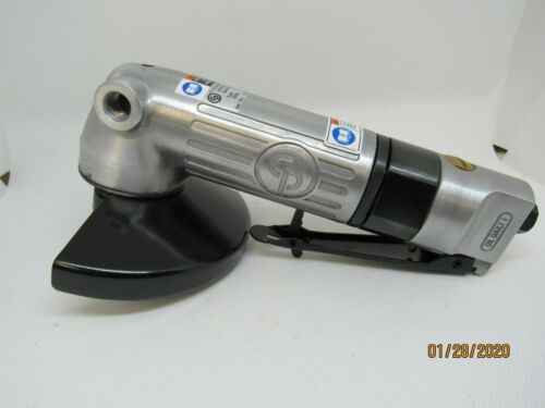 "5"" HEAVY DUTY ANGLE GRINDER CHICAGO PNEUMATIC MODEL# CP7554"