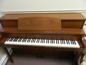 La Ronde Willis Piano For Sale