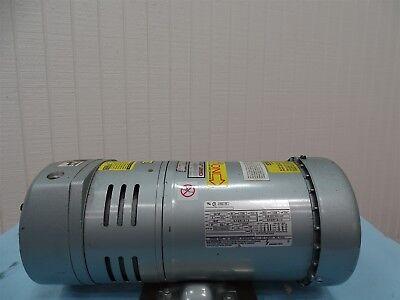Gast 1023-101q-g279 Vacuum Pump 34hp 3ph