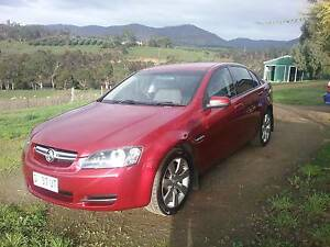 2007 Holden Commodore Sedan Plenty Derwent Valley Preview