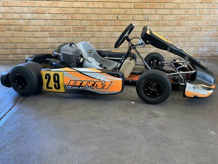 Race Ready go kart package - BRM with Yamaha KT100J Perth Perth City Area Preview