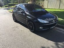 Peugeot 206 GTI Lidcombe Auburn Area Preview