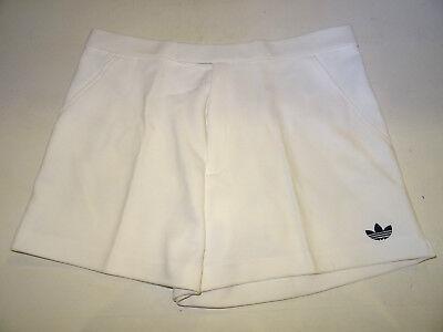 Adidas Tennishose Tennis Shorts kurze Hose weiß NEU Gr. 50 M