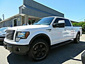 Ford F150 2011 Fx4 5.0l V8 + 4x4 Cuir Toit Automatique Air Gr Él