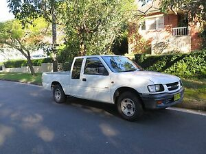 Holden Rodeo 1999 Ute space cab Lane Cove Lane Cove Area Preview