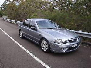 2004 FORD FALCON BA XT SEDAN 4.0L 6 MULTI POINT F/INJ Hornsby Hornsby Area Preview