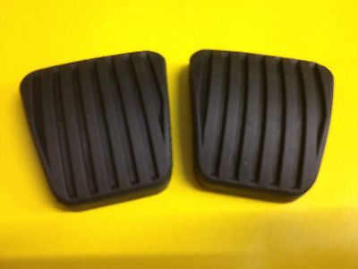 NEW 2x Rubber Pedal Vauxhall Ascona C ALL MODELS EG 18 E CABRIO BRAKE