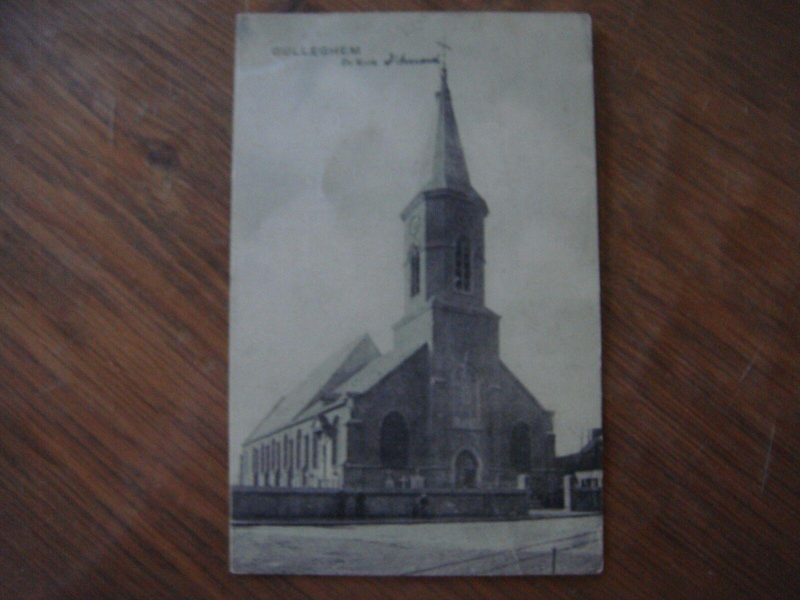 GULLEGHEM ( Gullegem Wevelgem ) - De kerk
