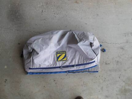Zodiac underseat bag with padded seat - genuine