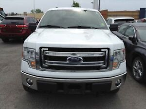 2014 Ford F-150 XLT SUPERCREW 5.5' BED 4WD - BLUETOOTH