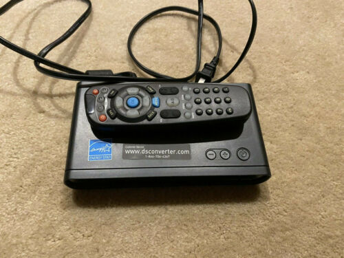 Digitalstream Converter with Original Remote (15-150) -Used
