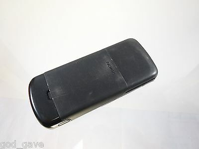*RARE* Genuine Nokia 8600 Luna - Black (Unlocked) Cellular Phone Cell Cellphone