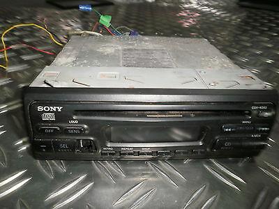 Sony CDX 4050 CD-Radio, Autoradio