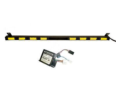 Whelen Traffic Advisor Tir3 Super 8 Led 43.5 Amber Light Bar Sctarml6 Driver