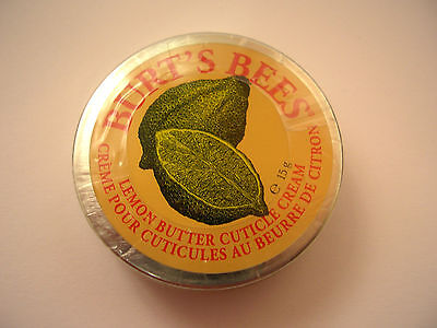 (76,67 € 100 G) Burt´s Bees 15 G Lemon Butter Cuticle Cream Nagelhautcreme