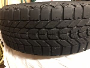 205 50 16 5x114.3 rims with Firestone winter force