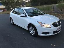 2012 HOLDEN CRUZE 2.0 TURBO DIESEL 6SPD AUTOMATIC 5DR HATCHBACK Rochedale South Brisbane South East Preview