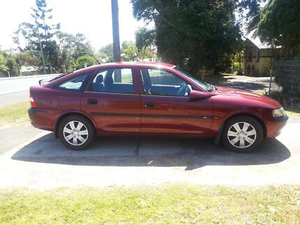 1999 Holden Vectra Goonellabah Lismore Area Preview