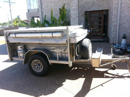 Offroad Heavy Duty camper trailer. Buddina Maroochydore Area Preview