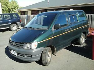 1998 Toyota Townace Van/Minivan Launceston Launceston Area Preview