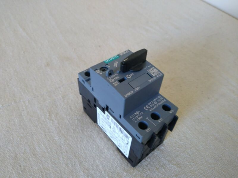 NEW Siemens 3RV2021-4FA10 Motor Protection Circuit Breaker 3RV20214FA10