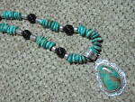 NATIVETOUCH TURQUOISE ROUGH JEWELRY