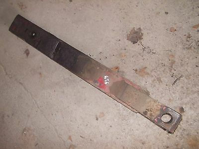 International Ih 656 Hydro Tractor Draw Bar Drawbar Hitch Tongue Holder Mount