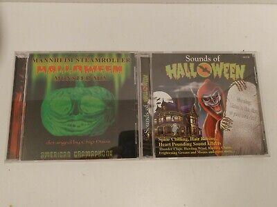 Halloween Monster Sounds (Mannheim Steamroller HALLOWEEN MONSTER MIX & Sounds Of Halloween)