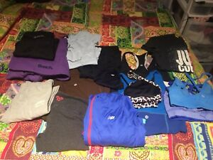 All brand name workout gear lot