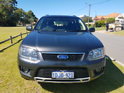 2010 Ford Territory TS SY MKII Auto RWD 7 Seater Riverton Canning Area Preview