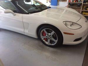 2005 Corvette 3lt