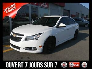 Chevrolet Cruze Berline LT RS turbo
