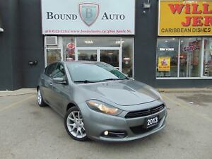 2013 Dodge Dart SXT|B-TOOTH|P-GROUP|C-CONTROL|ALLOYS|NO ACCIDENT