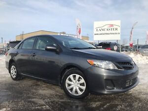 2012 Toyota Corolla CE **EXTRA LOW MILEAGE/CERTIFIED**