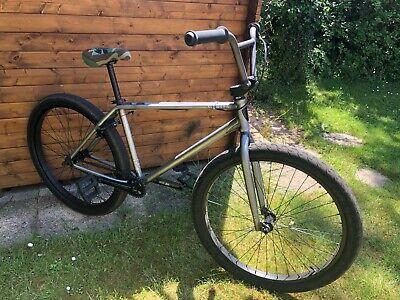 Subrosa 2021 Malum DDT 26 inch BMX bike Ridden four times