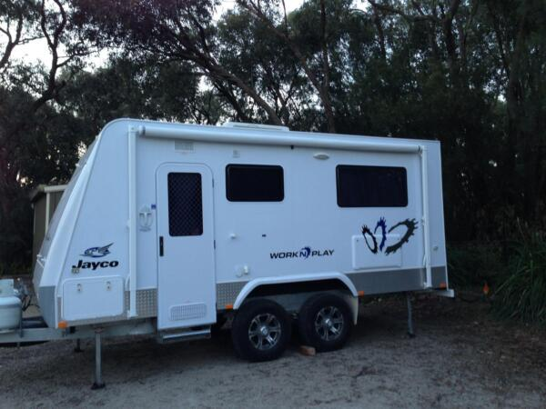 Jayco Work And Play Price Jayco 2011 Work n Play Outback