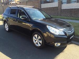 Subaru Outback 4Gen 2.5i Premium wagon Pendle Hill Parramatta Area Preview