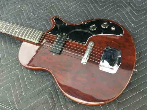 Tiesco guitar, 1954