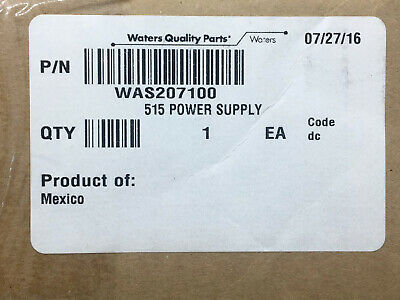 Waters Was207100 515 Power Supply