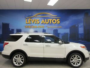 2013 Ford Explorer LIMITED 4X4 7 PASSAGERS CUIR NAVIGATION GPS