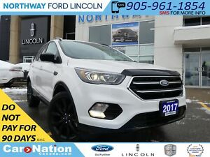2017 Ford Escape SE | NAV | REAR CAM | PANO ROOF | LOW KM |