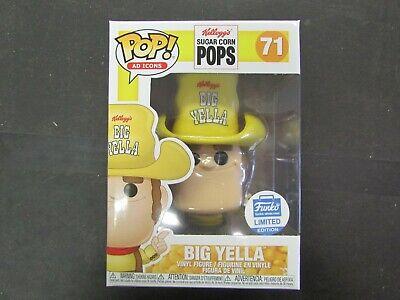 Funko Pop! Sugar Corn Pop Big Yella Funk Shop 71