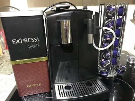 Aldi Coffee Machine with Built in Milk Frother