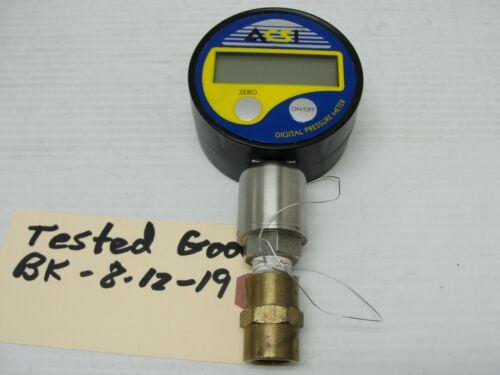 ACSI 1202-0100 Digital Pressure Meter.