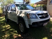 Holden Colorado LX 2011 Mount Lofty Toowoomba City Preview