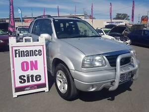 Suzuki grand vitara sport in queensland gumtree australia free 2005 suzuki grand vitara wagon manual sports 4x4 5yr warranty fandeluxe Gallery