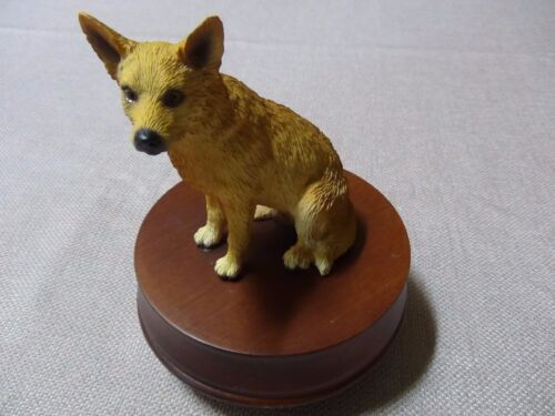 Australian Cattle Dog Music Box