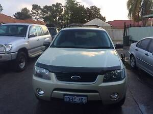 2009 Ford Territory Wagon 7 SEATER St James Victoria Park Area Preview